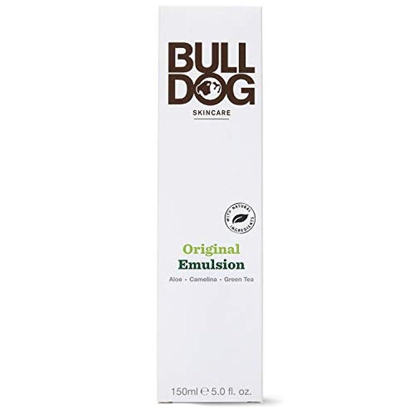 アナリストうんざり敏感なBulldog(ブルドッグ) ブルドッグ Bulldog オリジナル エマルジョン 乳液 150ml 肌をすっきり なめらかに