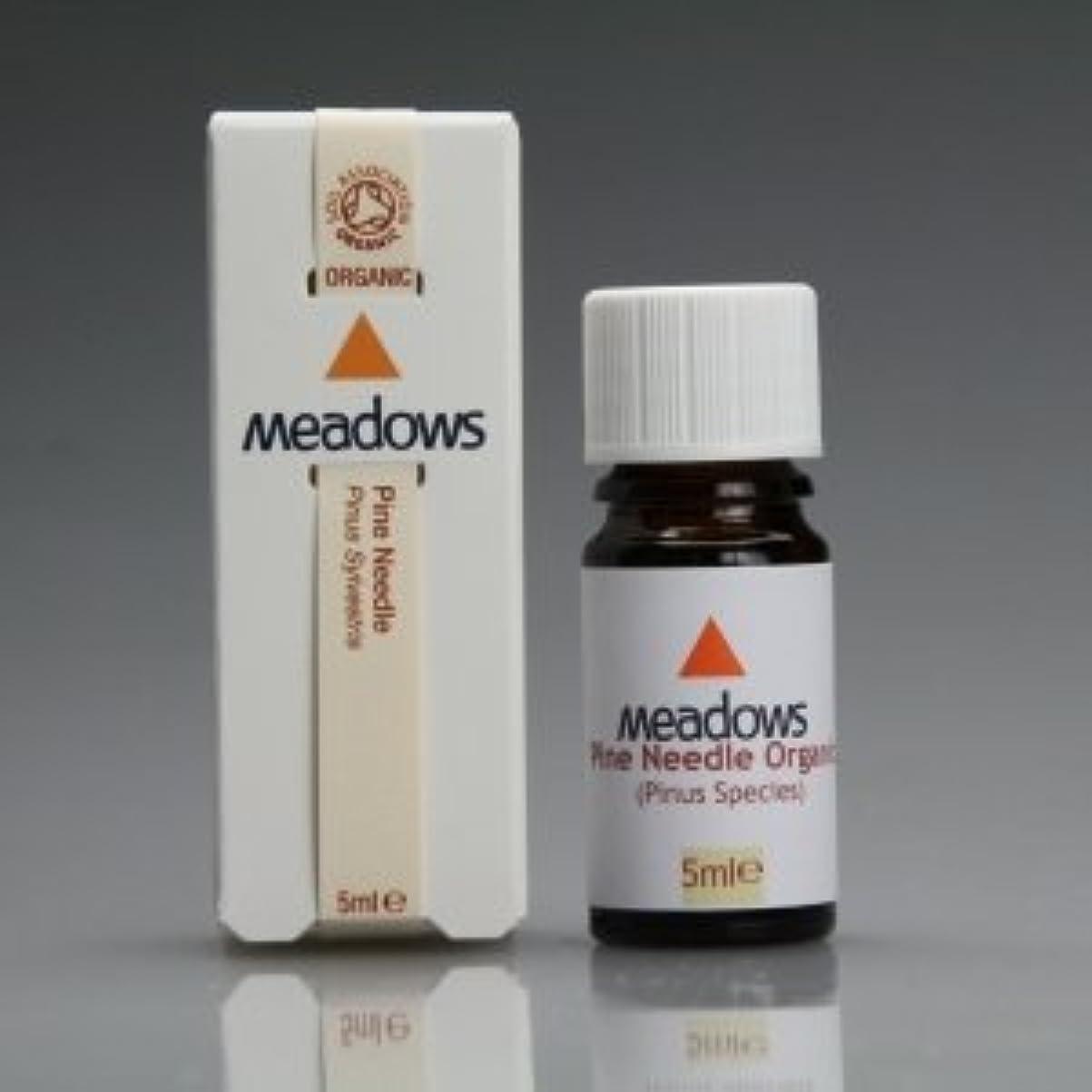耐える市場扱いやすいメドウズ エッセンシャルオイル パインニードル(ヨーロッパ赤松) 5ml