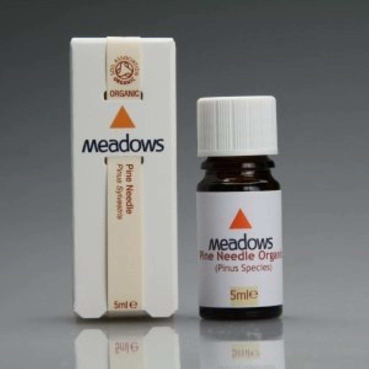 足はっきりとメドレーメドウズ エッセンシャルオイル パインニードル(ヨーロッパ赤松) 5ml
