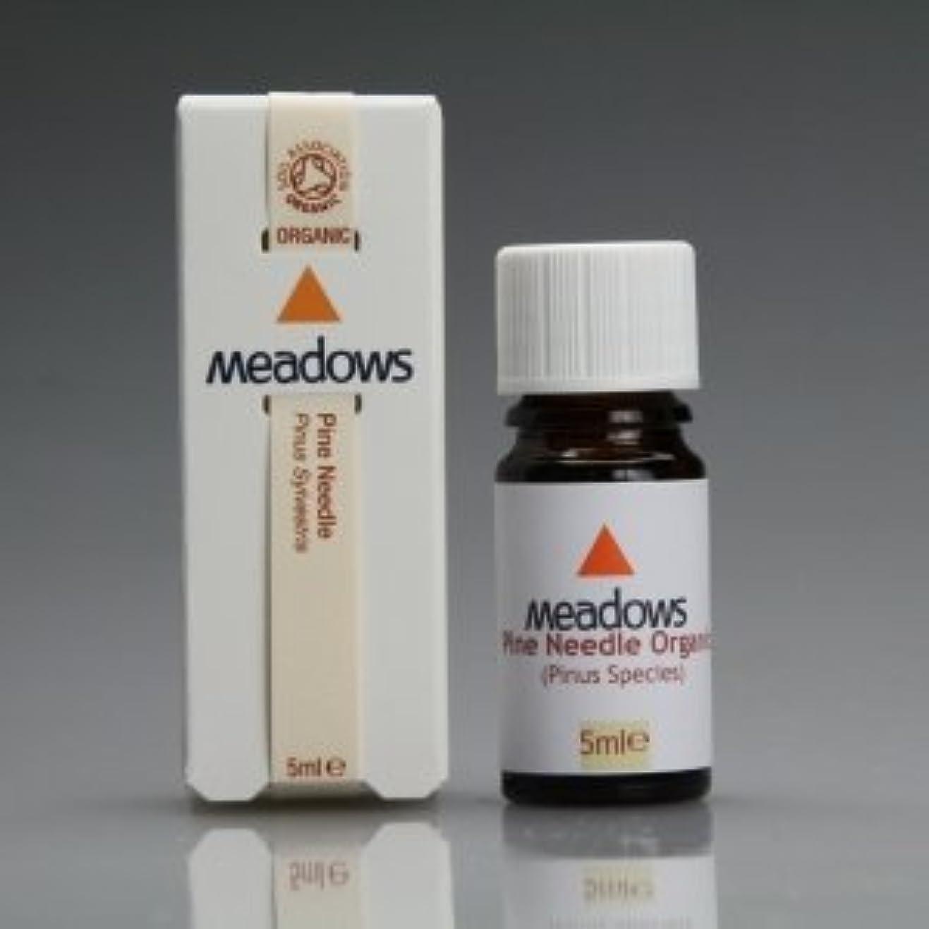 入学する痛み縞模様のメドウズ エッセンシャルオイル パインニードル(ヨーロッパ赤松) 5ml