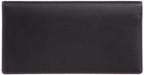 [スィンリー] THINly 財布 メンズ 長財布 薄型 日本製 EWSLBT01 BK (ブラック)