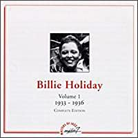 Billie Holiday / Vol.1 : 1933