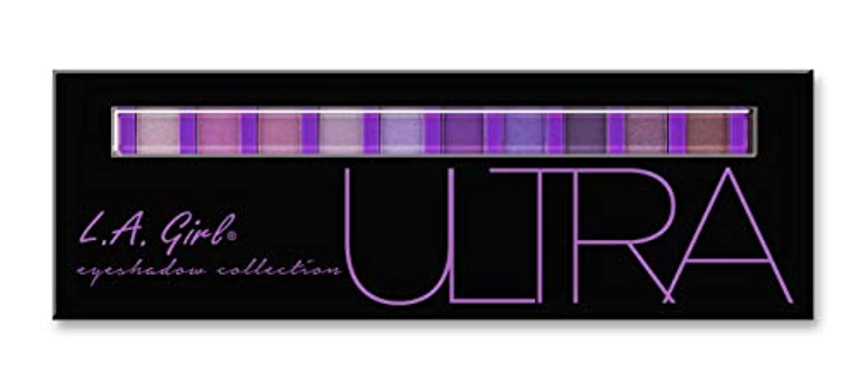 グループ預言者関係LA GIRL Beauty Brick Eyeshadow Collection - Ultra (並行輸入品)