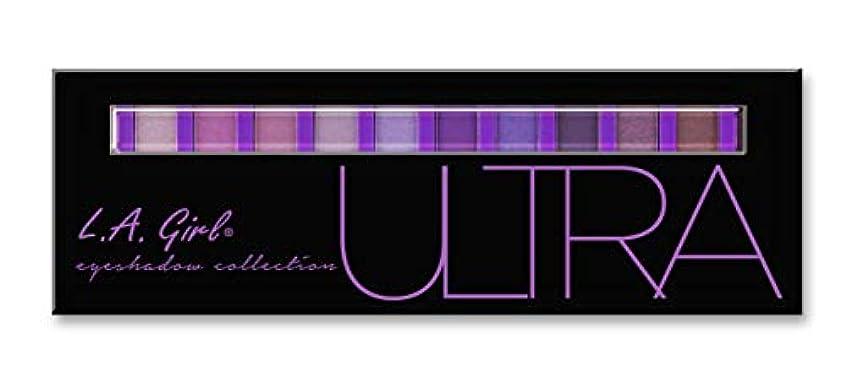 あざゲートウェイ記事LA GIRL Beauty Brick Eyeshadow Collection - Ultra (並行輸入品)