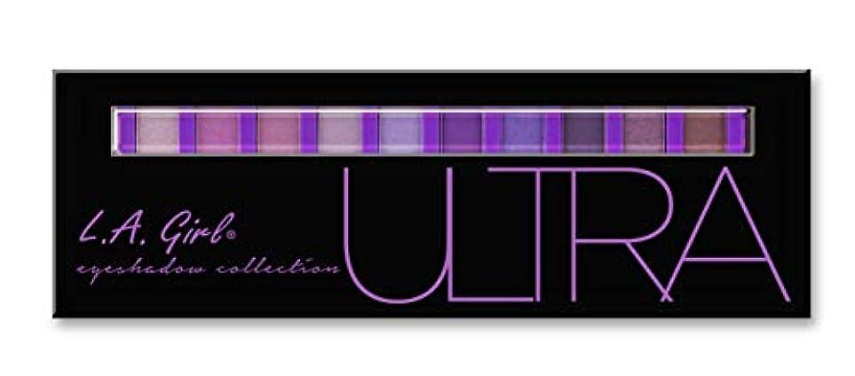 告発拒絶するサルベージLA GIRL Beauty Brick Eyeshadow Collection - Ultra (並行輸入品)