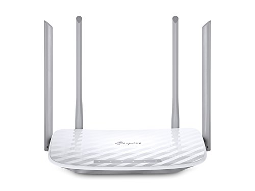 【Amazon.co.jp限定】 TP-Link WIFI 無線LAN ルーター Archer C50 11ac 867 + 300Mbps 4本外部アンテナ 3年保証