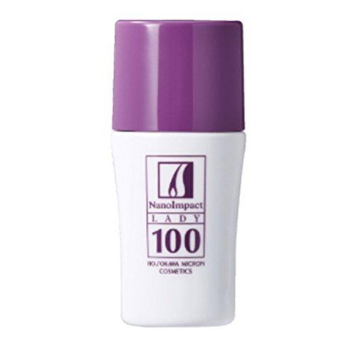 ホソカワミクロン化粧品 薬用ナノインパクト 100 レディ<...