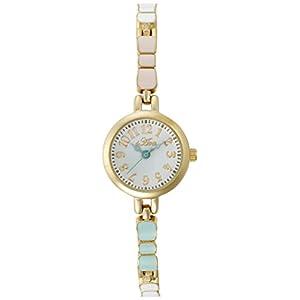 [フィールドワーク]Fieldwork 腕時計 エポリ アナログ表示 ゴールド ASS052C レディース