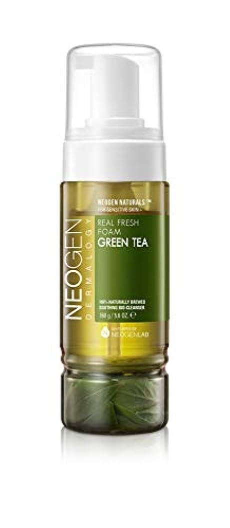 一次マーケティング地図[ NEOGEN] ネオジェンダーマロッジリアルフレッシュフォーム (Green Tea)