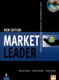 Market Leader Upper Intermediate Coursebook/Class CD/Cd-Rom Pack