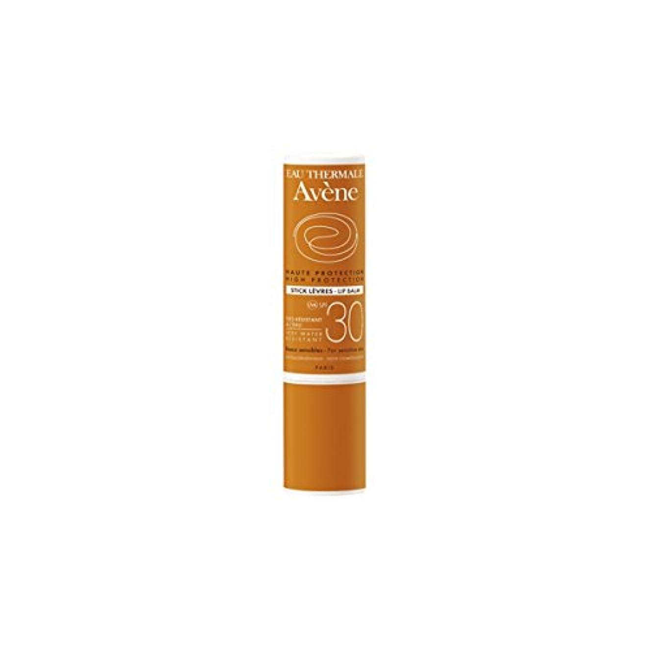 ギャングスター大統領鋸歯状Avene Sunscreen Lip Stick 30 3g [並行輸入品]
