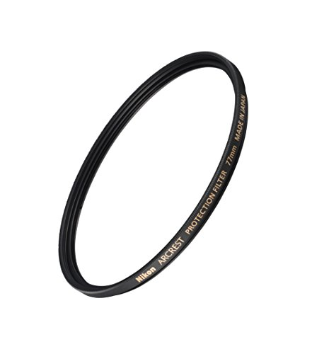 Nikon レンズフィルター ARCREST PROTECTION FILTER レンズ保護用 77mm ニコン純正 AR-PF77