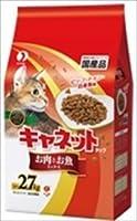 キャネットチップ お肉とお魚ミックス 2.7kg×5袋
