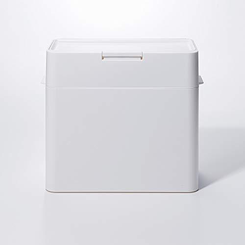 ライクイット シールズ9・5密封 ホワイト(ゴミ箱)
