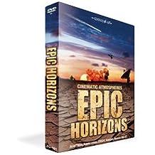 ◆ZERO-G EPIC HORIZONS - CINEMATIC ATMOSPHERES◆並行輸入品◆