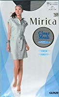 Mirica・ClearMesh&ClearGlossパンスト