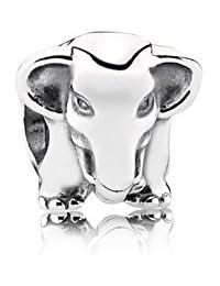 PANDORA Charms Sterling Silver Original Lucky Asian Elephant Charm