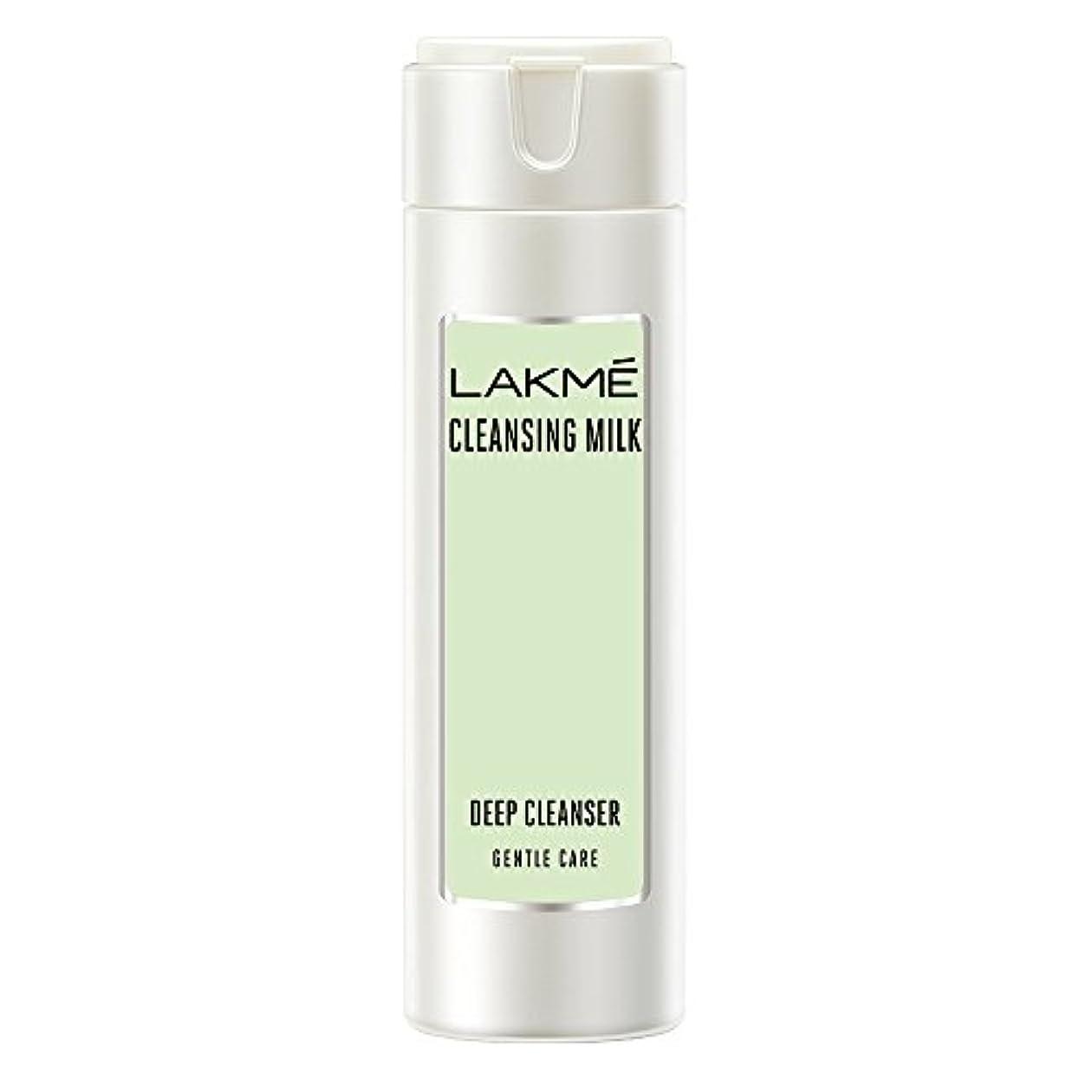 ヨーロッパ操るバラエティLakme Gentle and Soft Deep Pore Cleanser, 120 ml