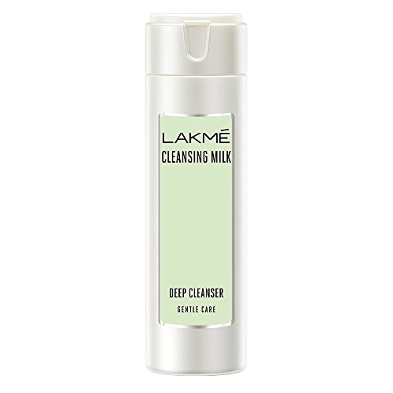発見モノグラフ恩恵Lakme Gentle and Soft Deep Pore Cleanser, 120 ml