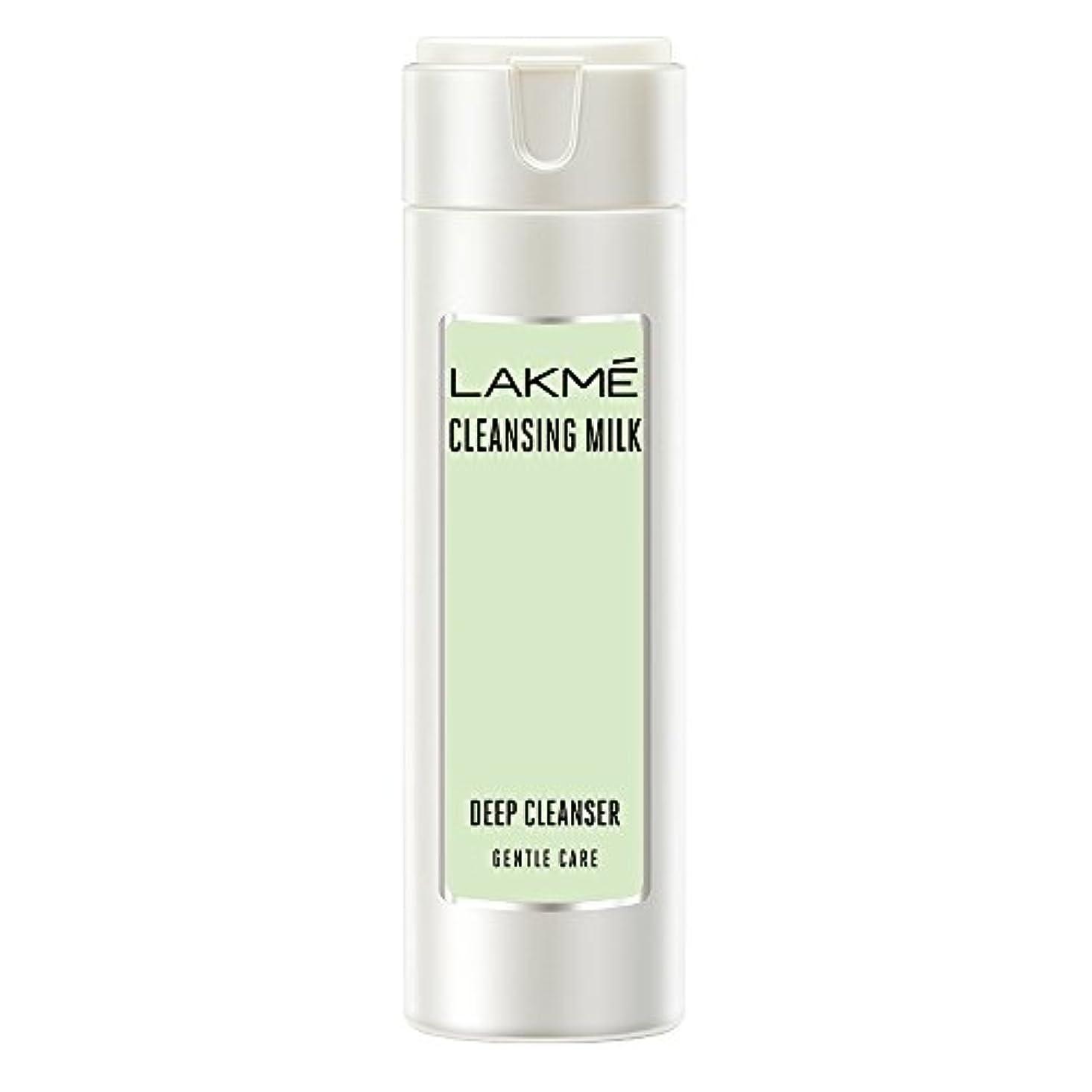 メロドラマトピックバルコニーLakme Gentle and Soft Deep Pore Cleanser, 60 ml
