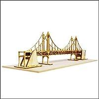 Young Modeler Junior Serises, 木製モデルキット_Gwang An Bridge(YM772) [並行輸入品]