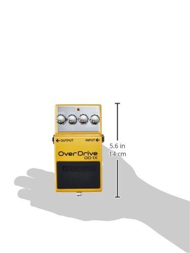 BOSS『OverdriveOD-1X』