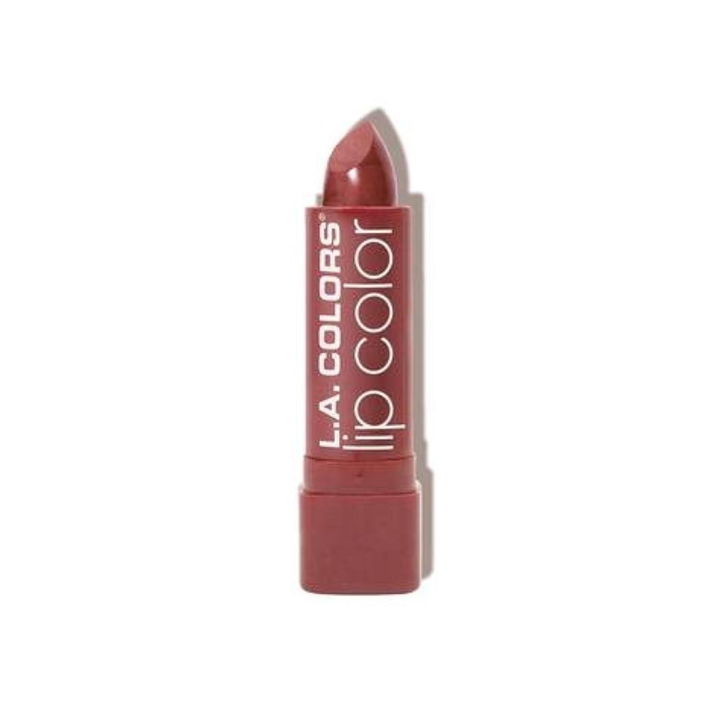 頑丈レスリング安らぎL.A. COLORS Moisture Rich Lip Color - Petal (並行輸入品)