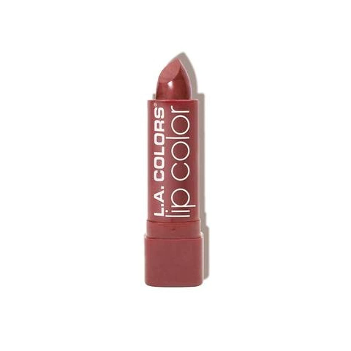 できた無視するチューインガムL.A. COLORS Moisture Rich Lip Color - Petal (並行輸入品)