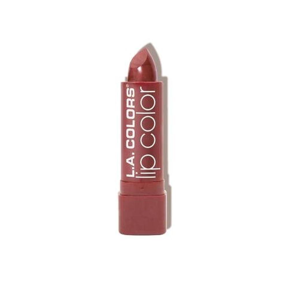 苦い安西宿L.A. COLORS Moisture Rich Lip Color - Petal (並行輸入品)