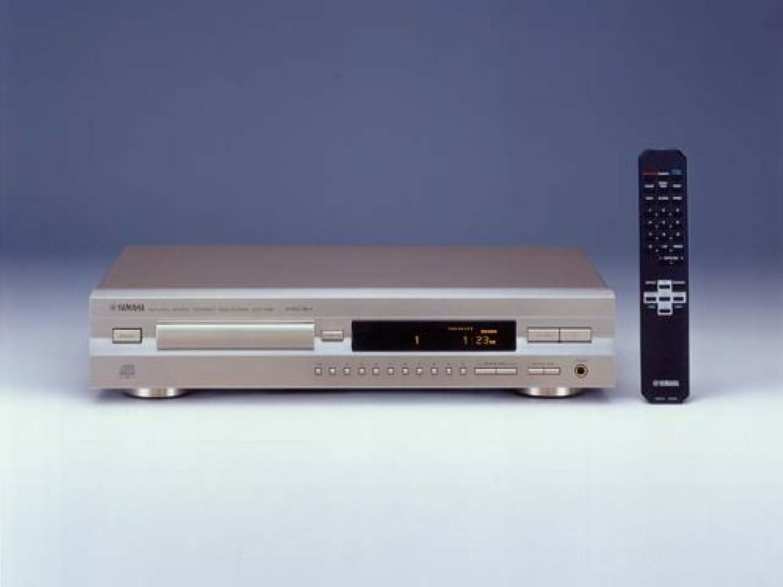 ヤマハ CDX-596(N) CDプレーヤー ゴールド