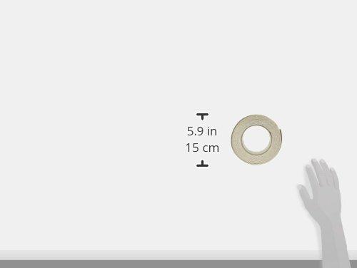 アトムハウスペイント フロアサイン 白線 10cm幅×5m巻