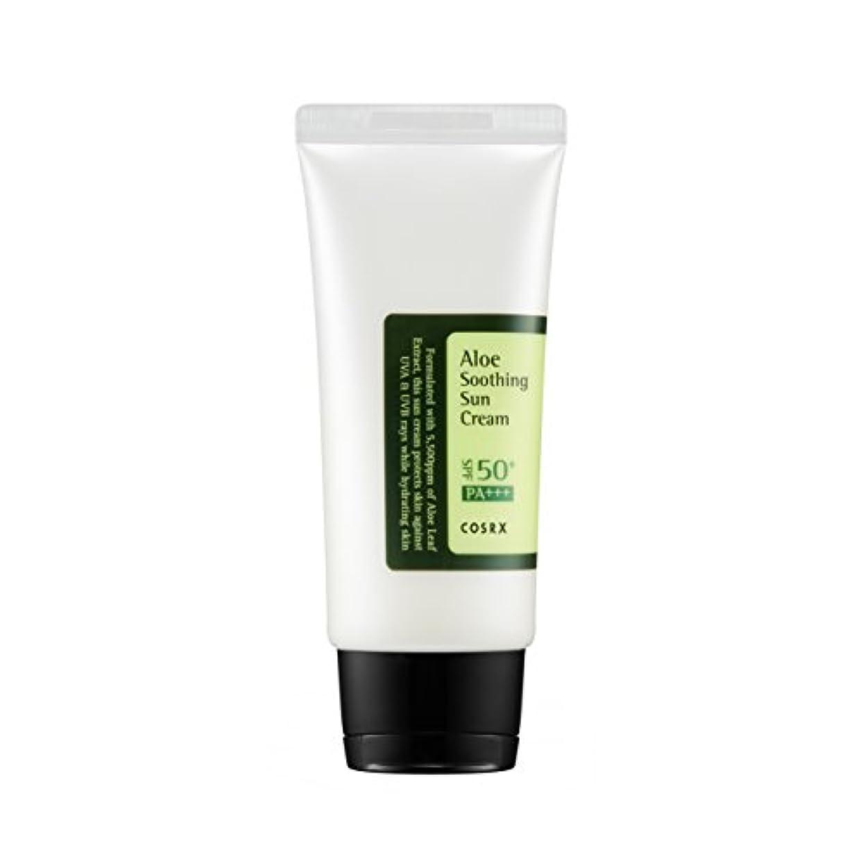 航空会社磁気火炎COSRX Aloe Soothing Sun Cream (並行輸入品)