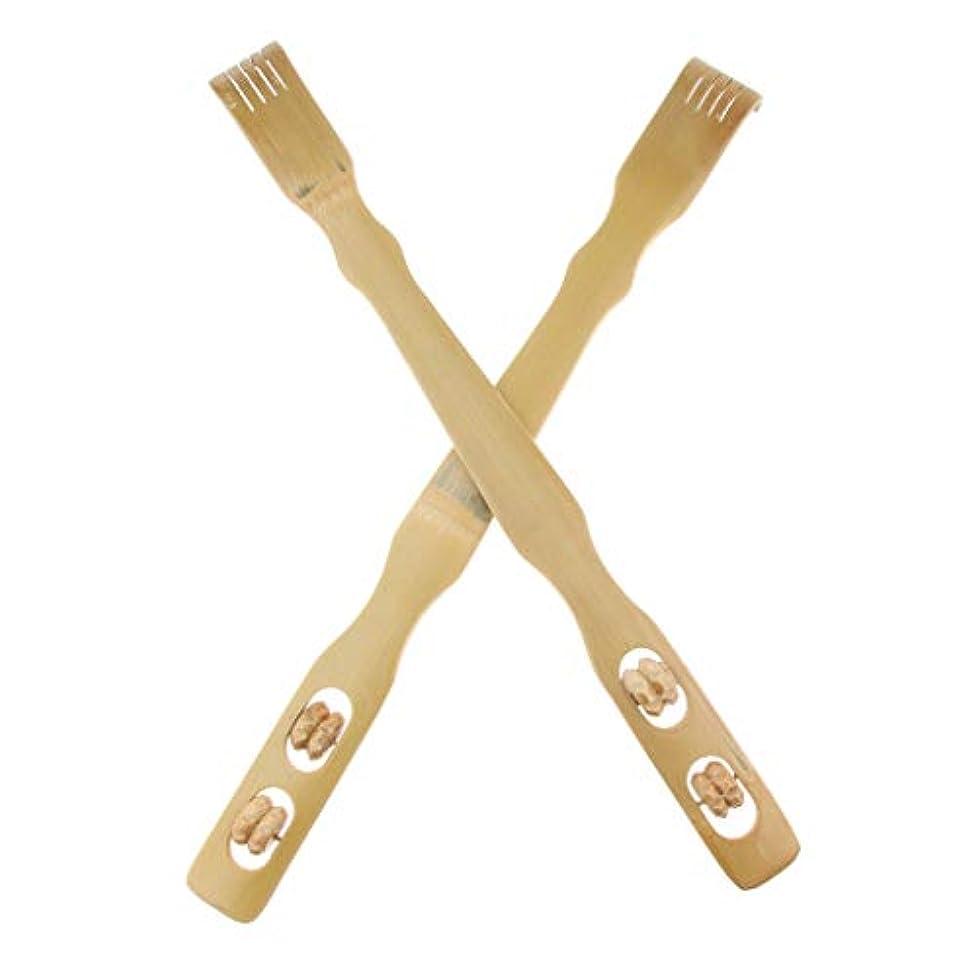 離すマウントマインドフルD DOLITY 2個 バックスクラッチャー 孫の手 木製 リラックス プレゼント