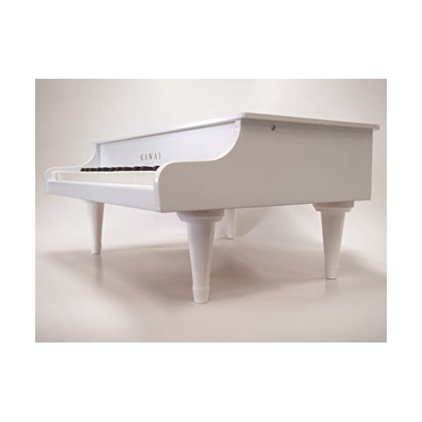 KAWAI ミニピアノP-32 ホワイトの紹介画像3