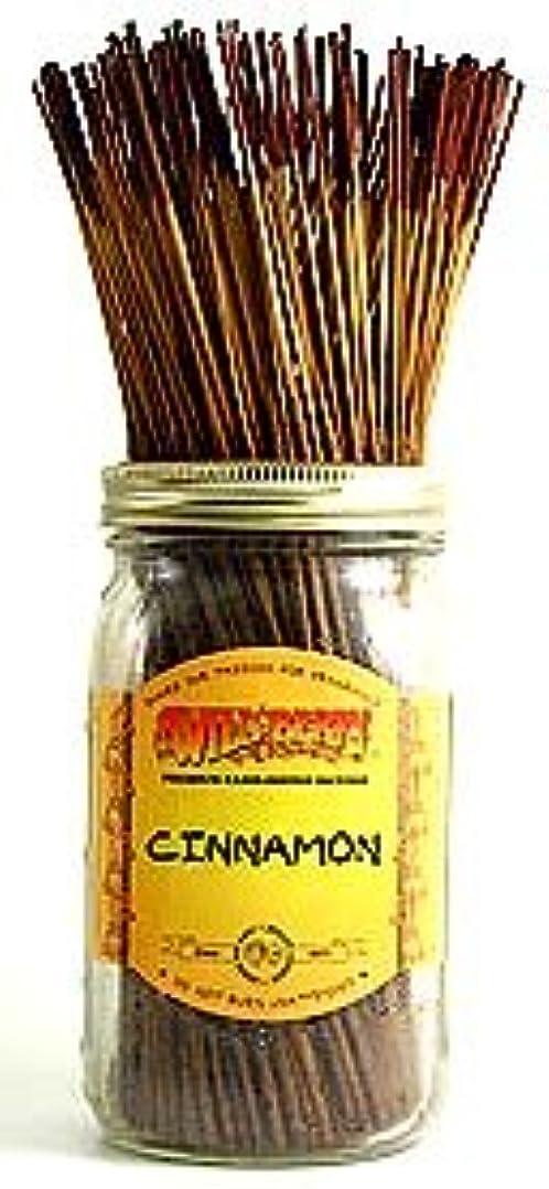 静かに過半数会計士シナモン – 100ワイルドベリーIncense Sticks