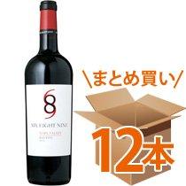 【12本セット】 シックス・エイト・ナイン セラーズ シックス・エイト・ナイン ナパ・ヴァレー レッド[2014]赤(750ml) 689 Cellars Six Eight Nine Napa Valley Red Wine[2014]
