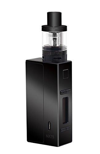 aspire アスパイア EVO75 VAPE Mod スターターキット (ブラック)