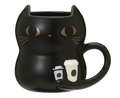 スターバックス スタバ ハロウィン2019マグ コーヒーキャット 355ml