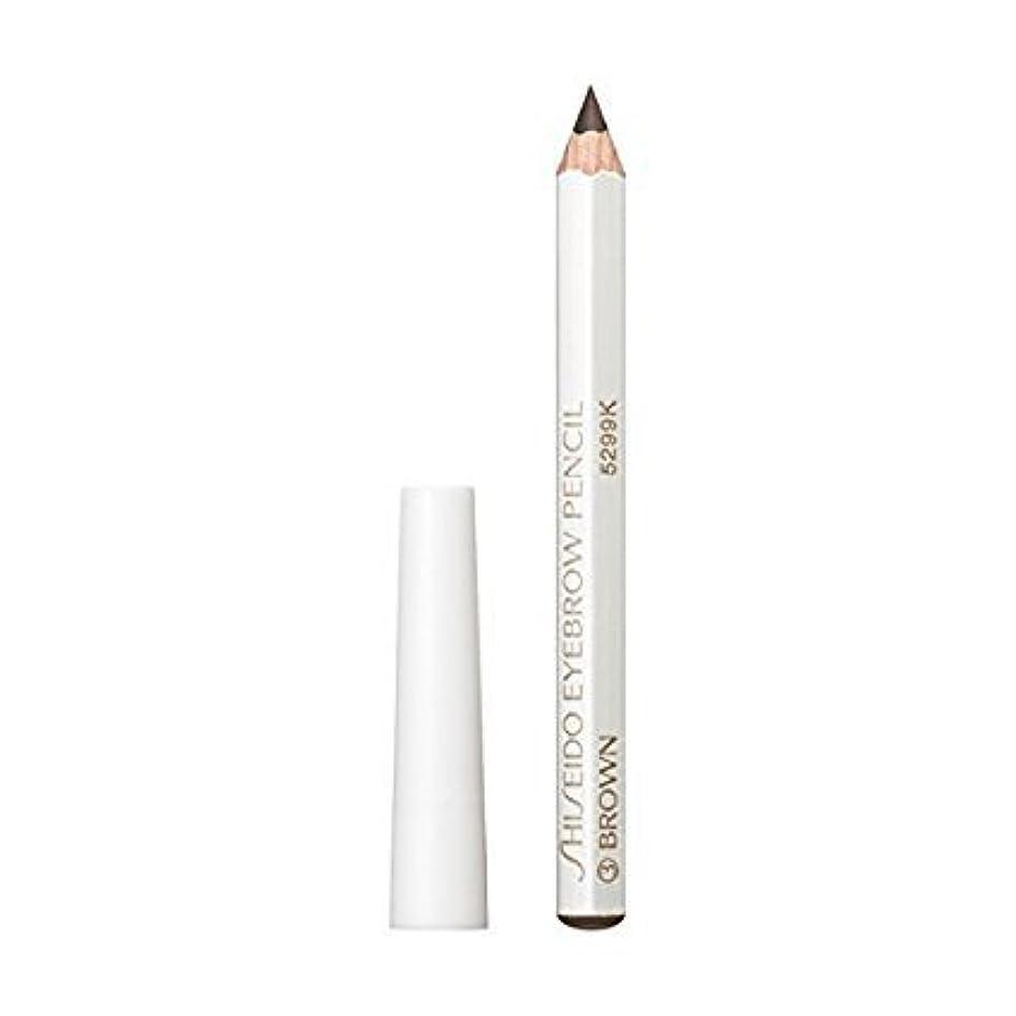 禁止するビーズ病気の資生堂 眉墨鉛筆 No.3 3本