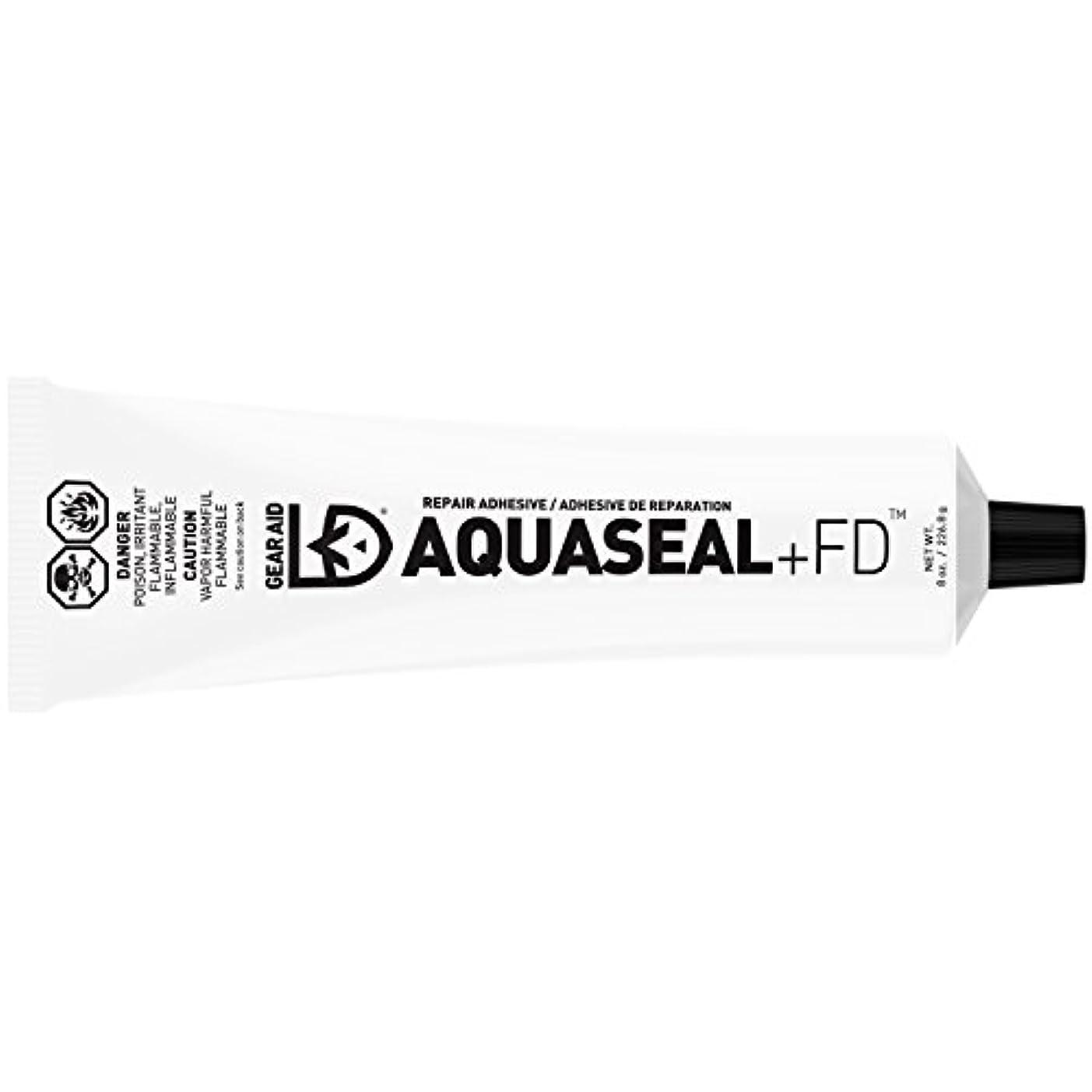 自由オレンジ週間Aquaseal修理用接着剤、8オンス。