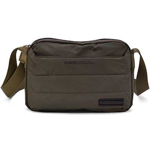 ミリタリー 横型 ショルダーバッグ[プレックス]ボックス ショルダー バッグ メッセンジャーバッグ 撥水