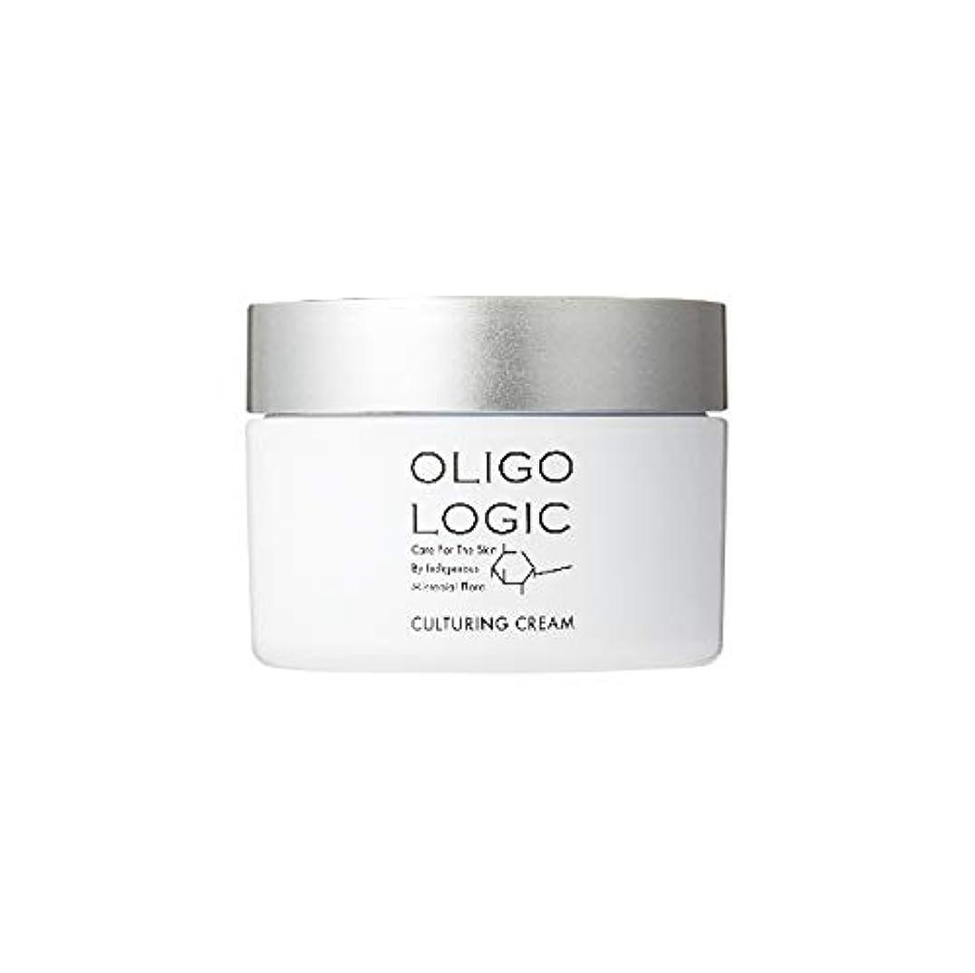 騒乱寄生虫威信オリゴロジック (oligologic) オリゴロジック カルチャリングクリーム 80g (美容クリーム)