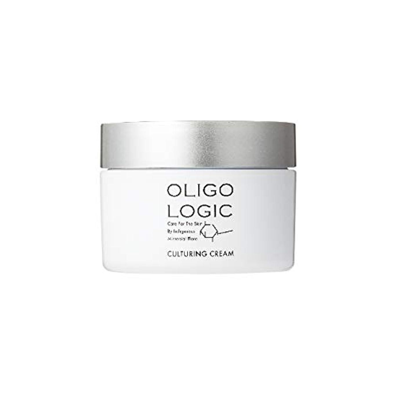 雄弁早く復活オリゴロジック (oligologic) オリゴロジック カルチャリングクリーム 80g (美容クリーム)