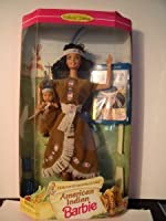 American Indian Barbie(バービー) American Stories Collection Collector Edition [Toy] ドール 人形 フィギュア(並行輸入)