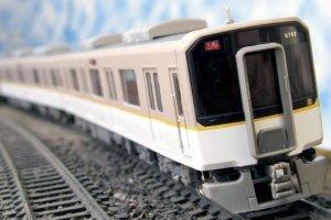 Nゲージ 4223 近鉄5820系「大阪線」 L/Cカー 6輛セット (塗装済完成品)