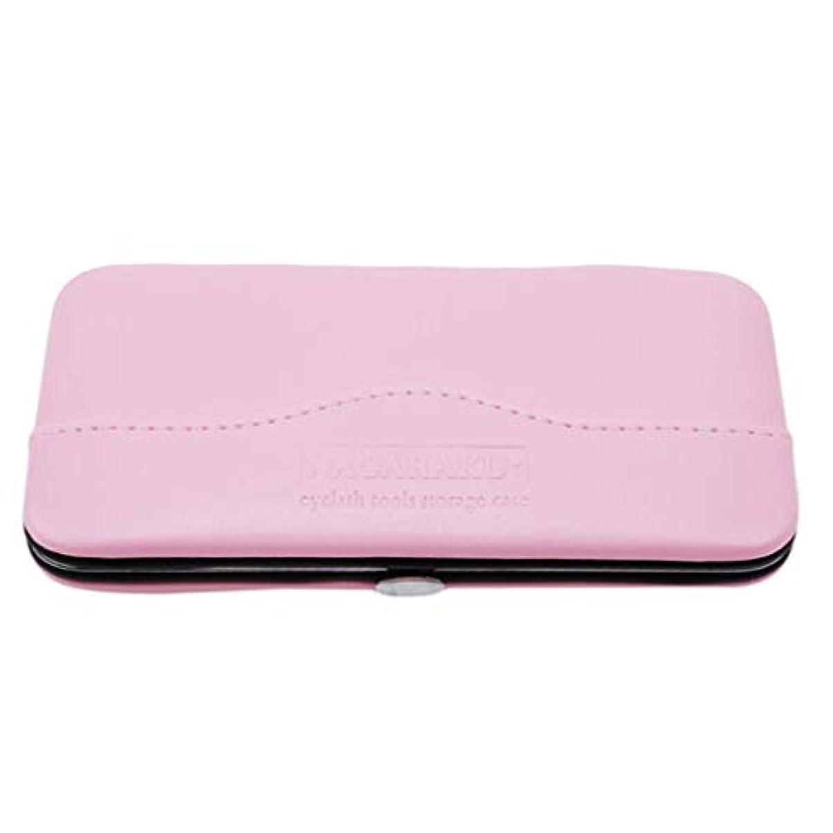 失望できれば壮大1st market プレミアム品質1ピース化粧道具バッグ用まつげエクステンションピンセット収納ボックスケース
