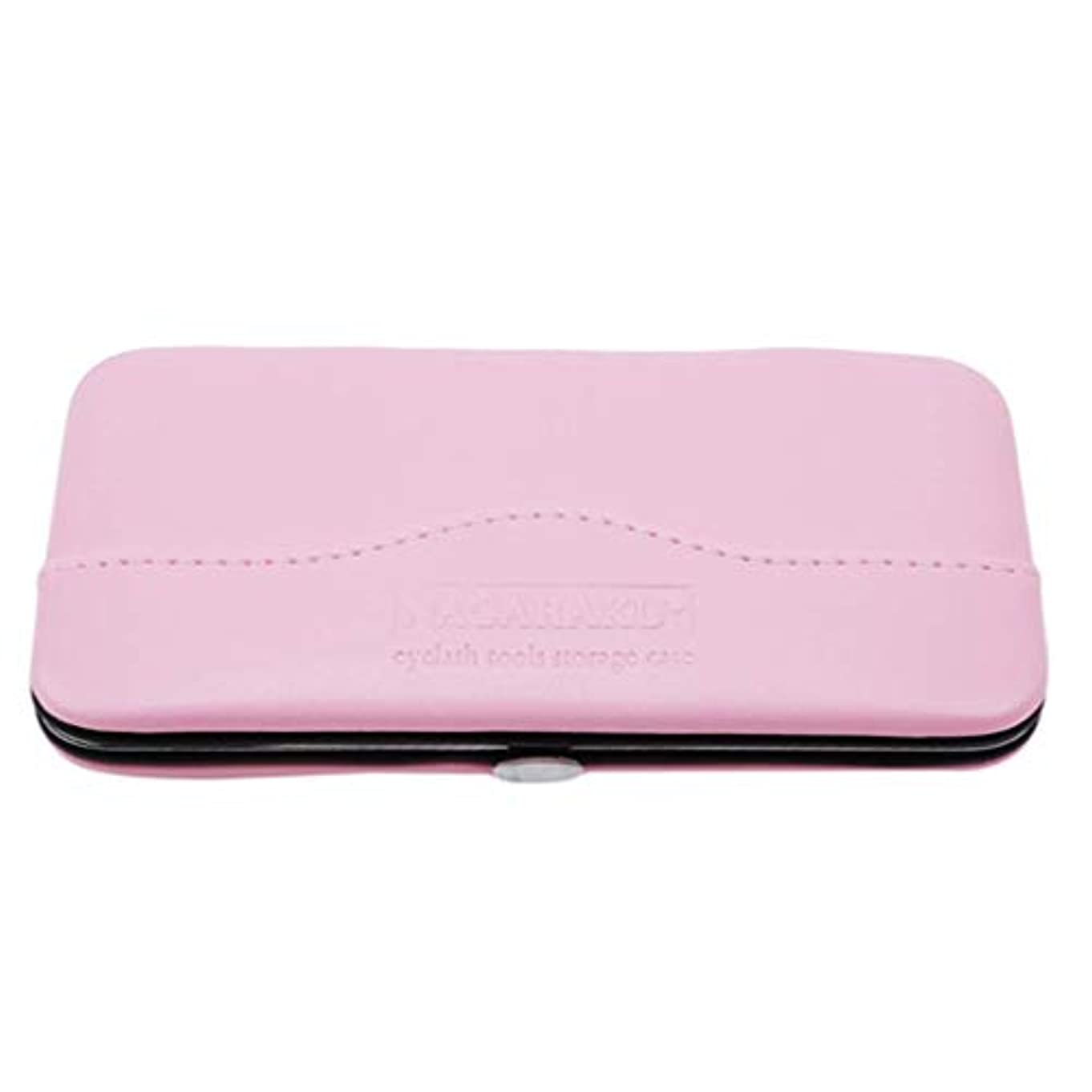 氏収束する腐敗1st market プレミアム品質1ピース化粧道具バッグ用まつげエクステンションピンセット収納ボックスケース