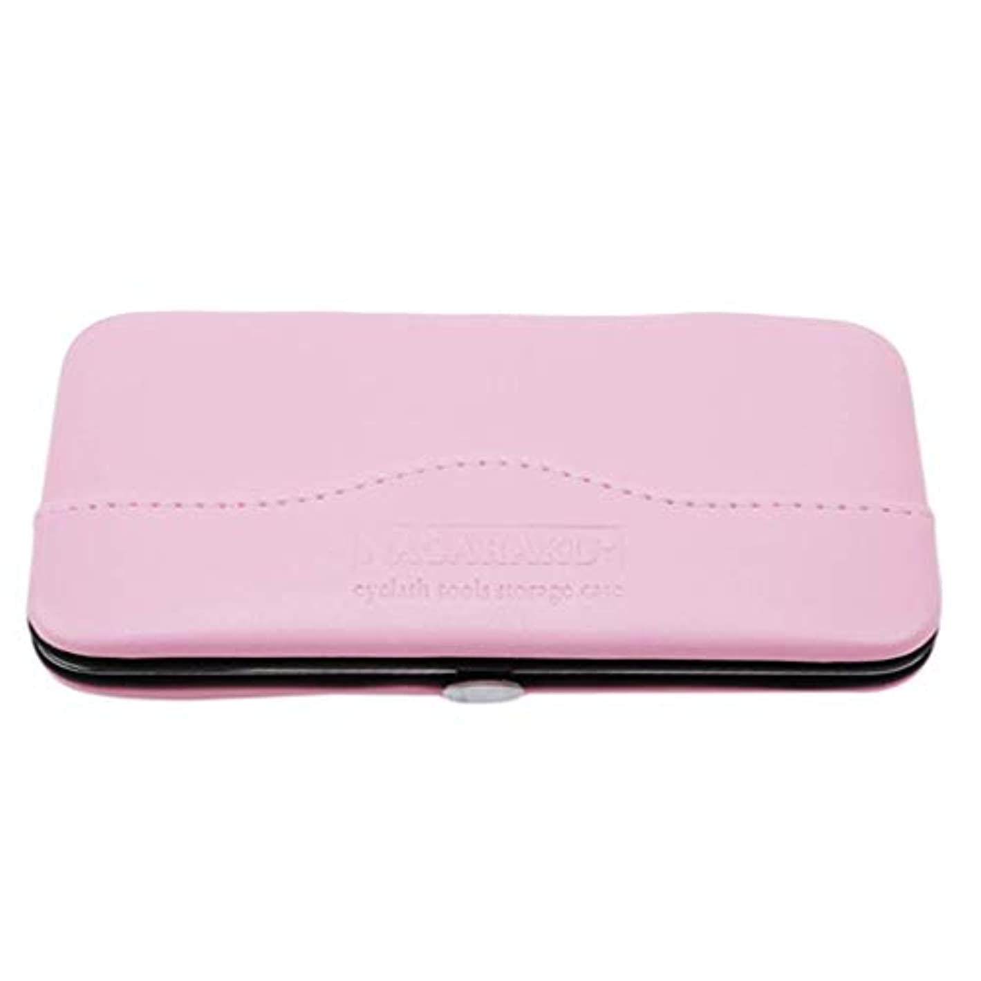 会計診断する頼む1st market プレミアム品質1ピース化粧道具バッグ用まつげエクステンションピンセット収納ボックスケース