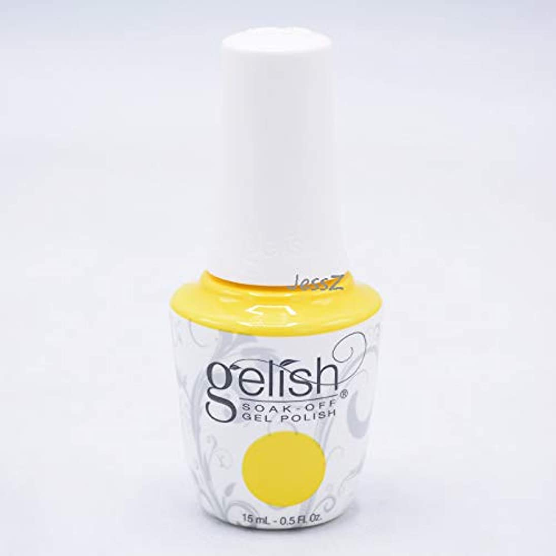 透けて見える化学者疑問に思うHarmony Gelish - Rocketman Collection - Glow Like A Star- 15ml / 0.5oz