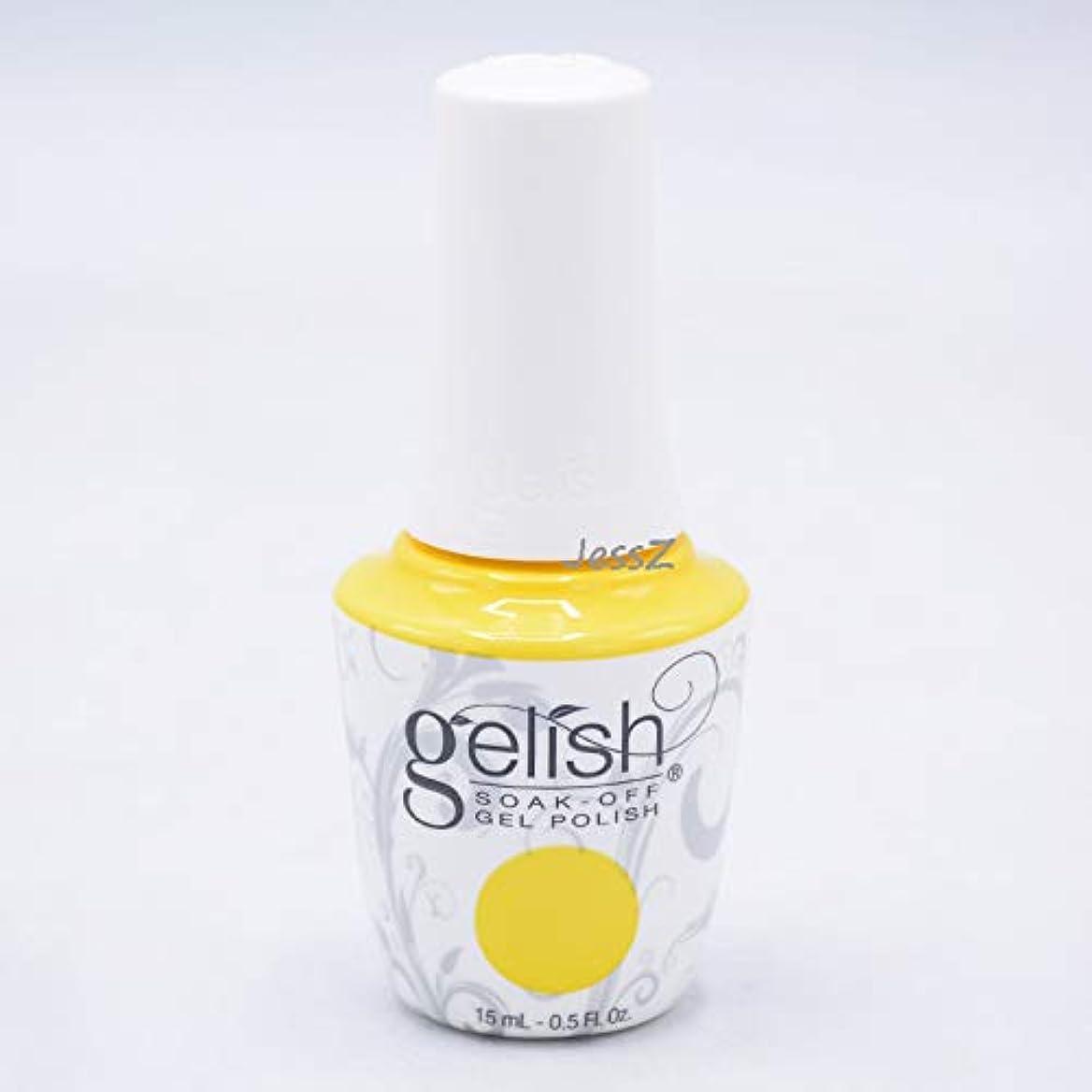 イライラする司書むき出しHarmony Gelish - Rocketman Collection - Glow Like A Star- 15ml / 0.5oz